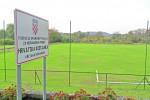 Campo di calcio al confine fra Croazia e Bosnia: giocatori col passaporto in tasca