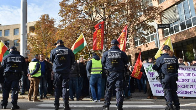 arresti, curdi, scontri, Turchia, Sicilia, Mondo