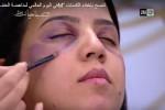 Un tutorial di make up per coprire lividi sul viso, bufera sulla tv marocchina