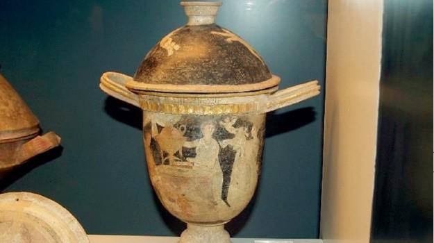 siciliantica, vaso di centuripe, Enna, Cultura