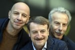 """Aldo, Giovanni e Giacomo """"in fuga"""" a Natale: il trailer del nuovo film"""