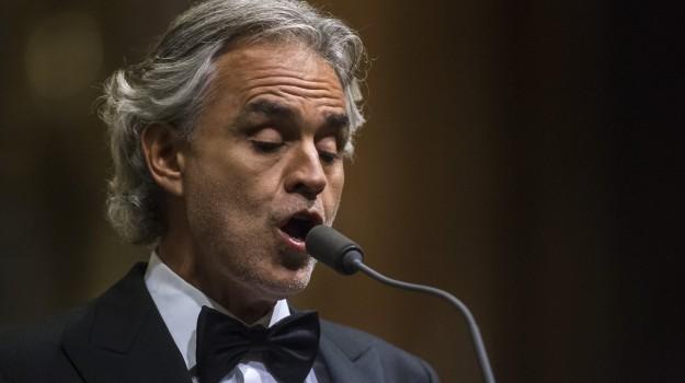 molestie, Andrea Bocelli, Placido Domingo, Sicilia, Mondo