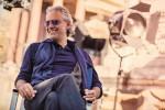 Tony Renis presenta Andrea Bocelli a Natale su RGS