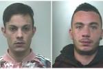 Il terrore dei negozi di lusso, arrestati due ladri a Palermo