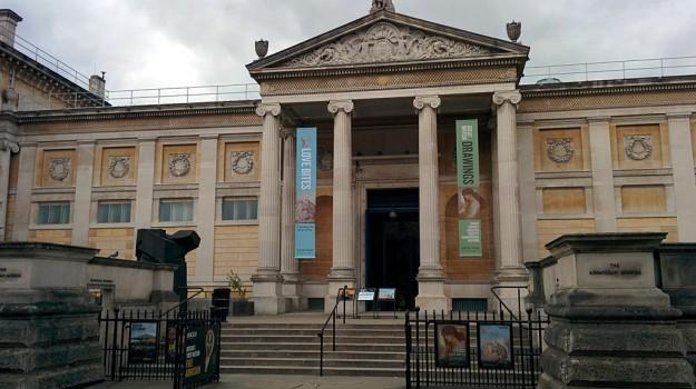 ashmolean museum, reperti, Siracusa, Cultura