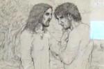 Bruno Caruso, in mostra a Palermo le opere del Nuovo Testamento
