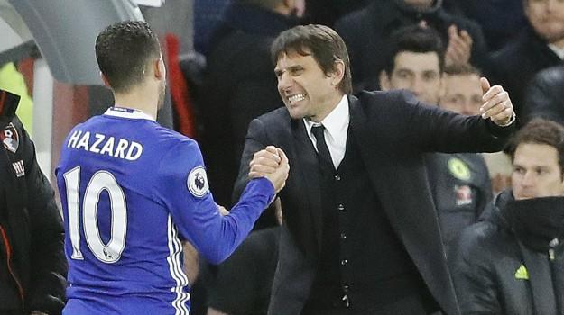 calcio inglese, Chelsea, premier league, Antonio Conte, Sicilia, Sport