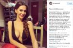 Dzemaili pubblica sui social la foto della moglie: fan in delirio per la sexy Erjona