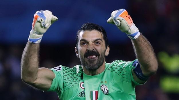 Calcio, Juventus, Gigi Buffon, Sicilia, Sport