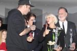 Helen Mirren con Clementino