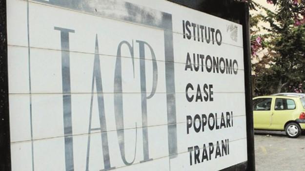case popolari, fondi, Trapani, Economia