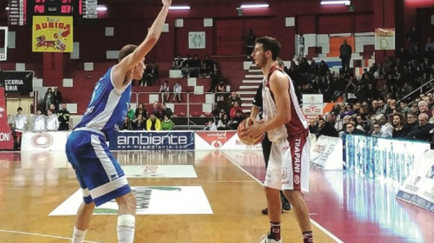 basket, trapani, treviso, Trapani, Sport