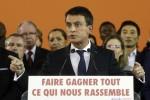 Valls si ricandida all'Eliseo: battersi contro vecchie ricette della destra