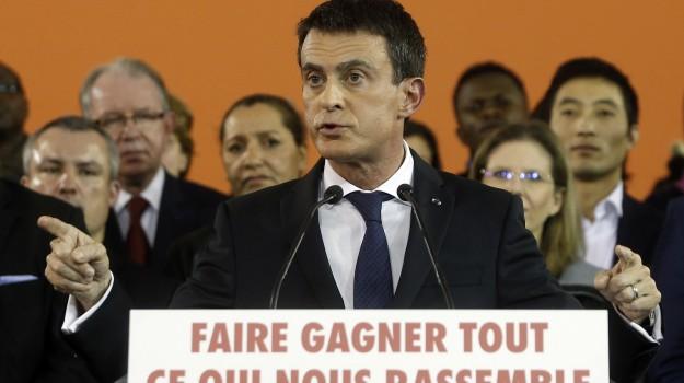 eliseo, francia, Manuel Valls, Sicilia, Mondo