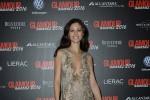 Marica Pellegrinelli, sfilata sexy (improvvisata) ai Glamour Awards