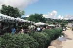 Caltanissetta, il mercatino in via Ferdinando I