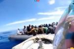 Migranti, verso Trapani nave con 540 a bordo