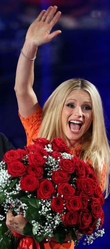 Michelle hunziker di nuovo incinta diva e donna lancia - Diva e donne giornale ...