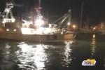Liberato il peschereccio fermato a Malta
