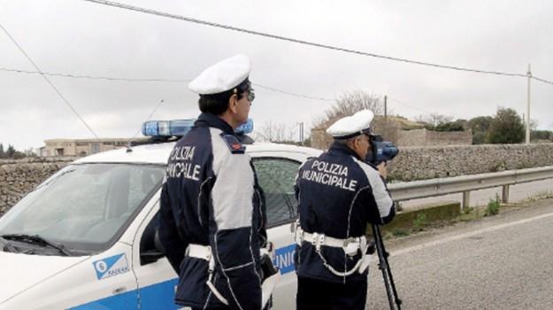 street control castelvetrano, Trapani, Cronaca
