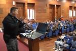 """""""Conoscersi con un sorriso"""", la polizia incontra i bambini delle case famiglia di Palermo: il video"""