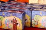 Presepi di cioccolato a Palermo per l'Oncoematologia pediatrica del Civico