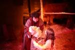 Va in scena la Natività: le immagini dal presepe vivente di Gangi - Video