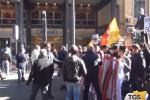 Renzi a Palermo, scoppia la protesta in centro