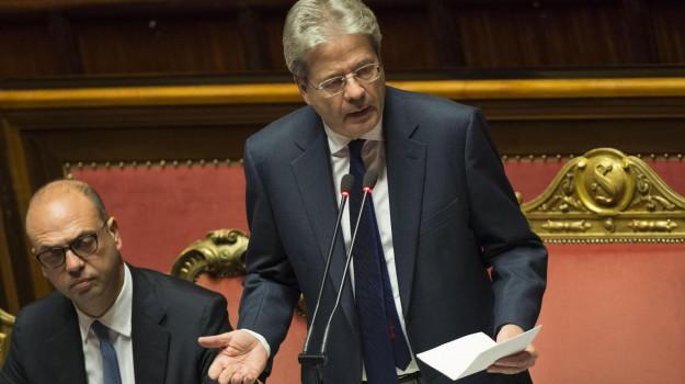 mezzogiorno, misure, Paolo Gentiloni, Sicilia, Politica