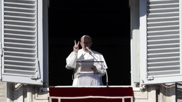 immigrazione, papa, Sicilia, Cronaca