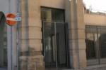 Vandali in azione al teatro Garibaldi di Palermo