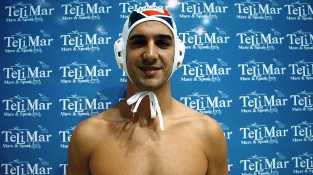 pallanuoto, roma nuoto, telimar palermo, Palermo, Sport