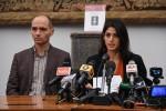 Arrivano le dimissioni chieste da Grillo Frangia non più vicesindaco, via Romeo Il leader del M5S: ora si cambia marcia