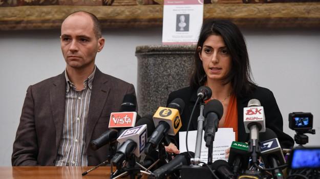 arresto marra, campidoglio, MOVIMENTO 5 STELLE, roma, Sicilia, Politica