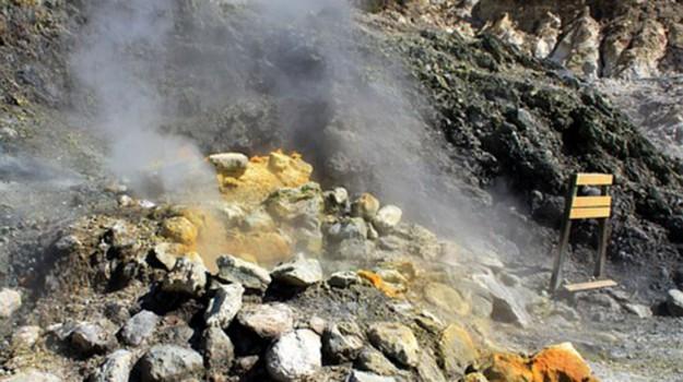 pressione, super vulcano, Sicilia, Società