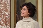 """Dal voto all'abbraccio dopo le dimissioni, Agnese assicura: """"Mio marito sta bene"""" - Foto"""