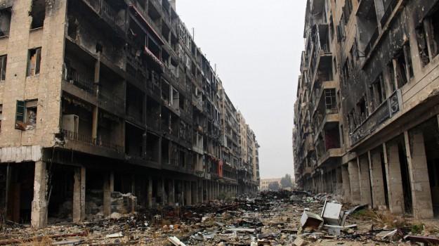attacco chimico siria, Siria, Sicilia, Mondo