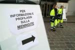 Meningite, assalto a centri di vaccinazione di Trapani
