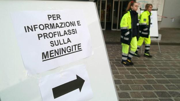 meningite, ministero della salute, Sicilia, Cronaca, Salute