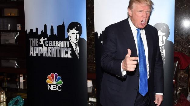 celebrity apprentice, presidente Usa, Stati Uniti, Donald Trump, Sicilia, Mondo