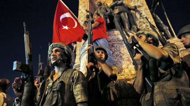 arresti turchia, golpe fallito Turchia, Sicilia, Mondo