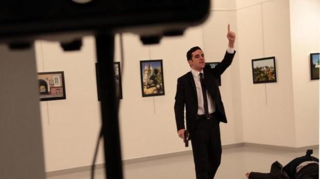 ambasciatore russo ucciso, Turchia, Sicilia, Mondo