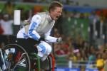Mondiali paralimpici di scherma, Bebe Vio oro nel fioretto