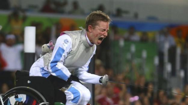 bebe vio, mondiali paralimpici scherma, Bebe Vio, Sicilia, Sport