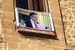 """""""Castelvetrano città di mafia"""", il sindaco replica con il manifesto a favore di Di Matteo"""