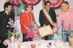Grande fan di Del Piero e Gianna Nannini: 100 candeline per un'anziana di Rosolini