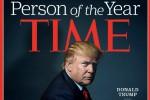 Donald Trump uomo dell'anno secondo il Time