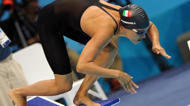 argento, mondiali, nuoto, Sicilia, Sport