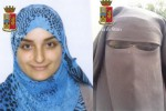Condannata 9 anni Fatima, la prima combattente Isis italiana