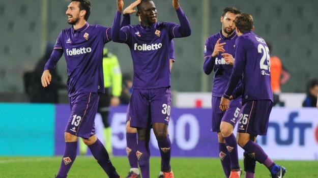 Calcio, Fiorentina, Palermo, SERIE A, Palermo, Calcio
